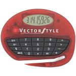 Calculator Letter Opener, calculators, Conference Items