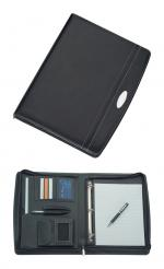 Leather Look Binder, Conference Items
